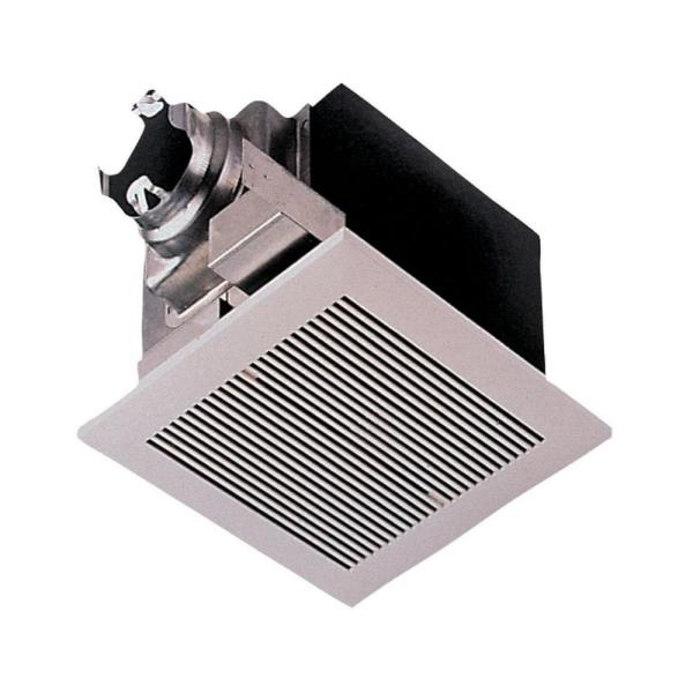 WhisperCeiling 290 CFM Ceiling Surface Mount Bathroom Exhaust Fan, ENERGY STAR