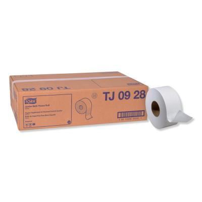 Universal Jumbo Toilet Paper, Septic Safe, 2-Ply, White, 3.48 in. x 750 ft, 12 Rolls/Carton