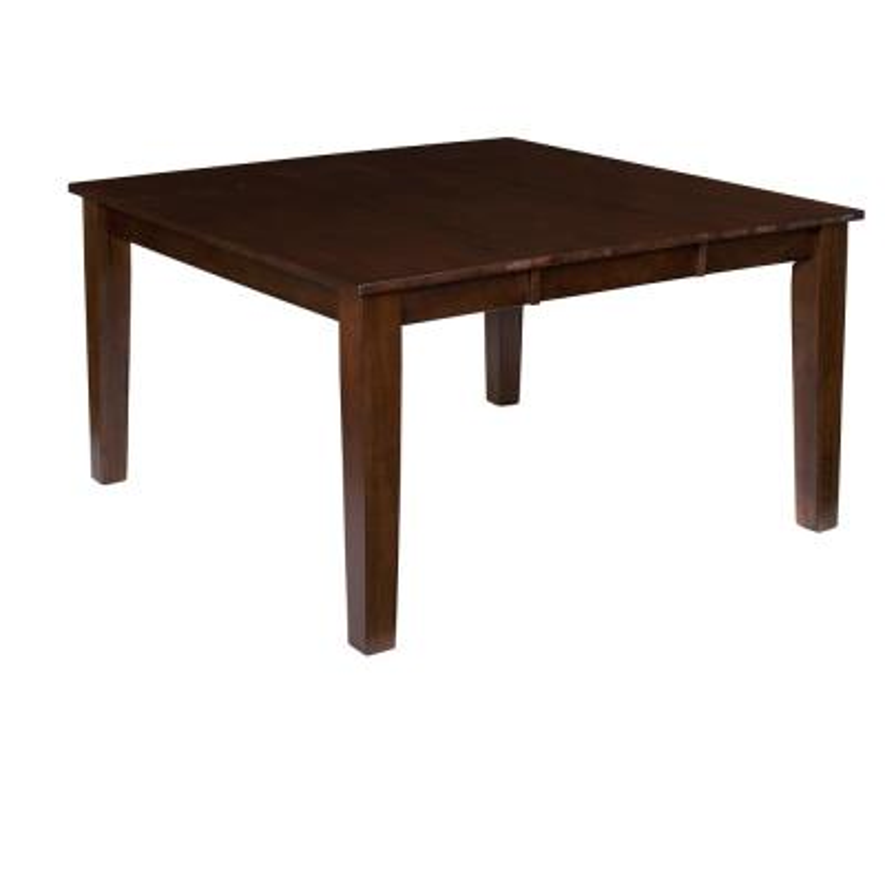 Progressive Furniture Kinston Espresso Dining Table, Brown