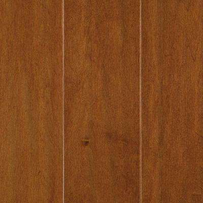 Take Home Sample - Duplin Light Amber Maple Engineered Hardwood Flooring - 5 in. x 7 in.