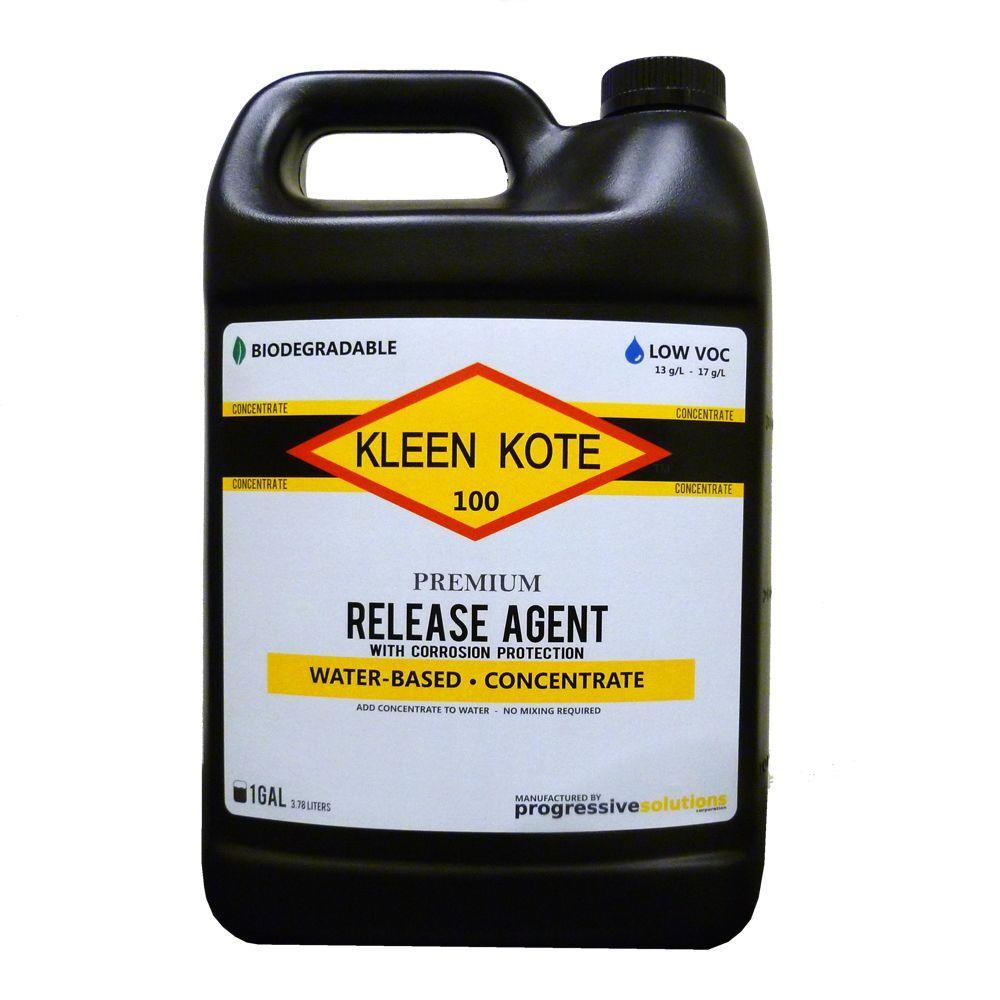 Kleen Kote 32 oz  Water Based Industrial Concrete Release