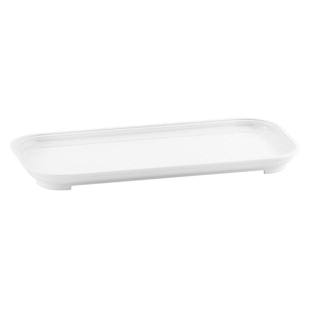 KOHLER Artifacts Ceramic Tray in White-K-98629-NA - The Home Depot