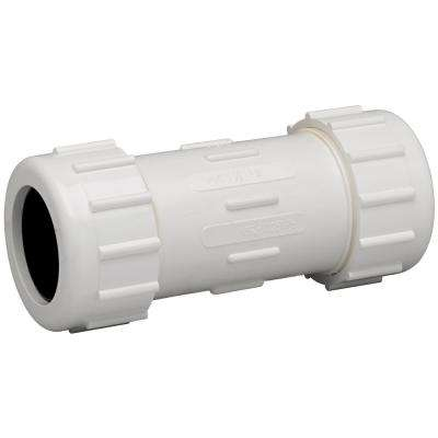 4 in. PVC Compression Coupling