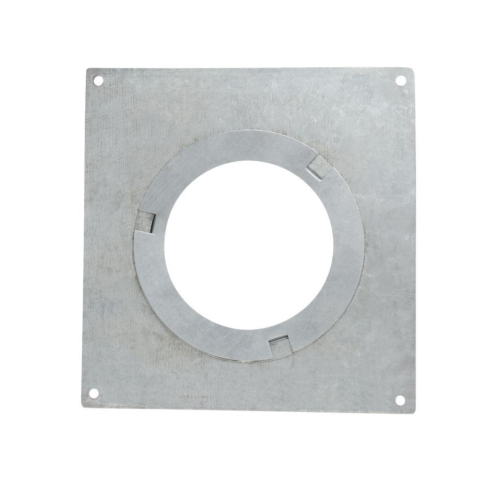 Globe Electric All in One 9 in.Recessed Re-Model Mounting Plate-DISCONTINUED