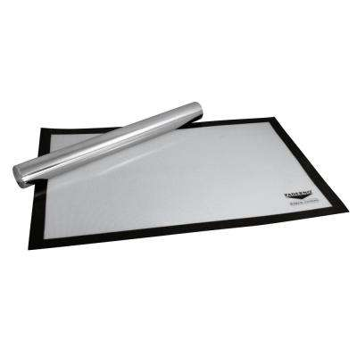30-7/8 in. x 23 in. Counter Pastry Rolling Mat