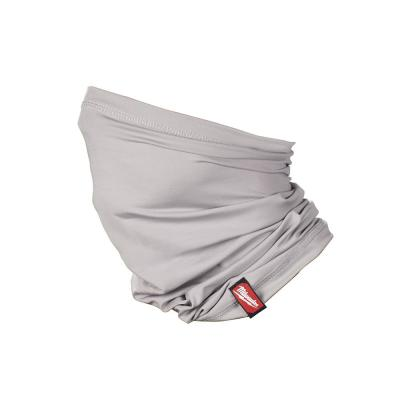 Gray Multi-Functional Neck Gaiter