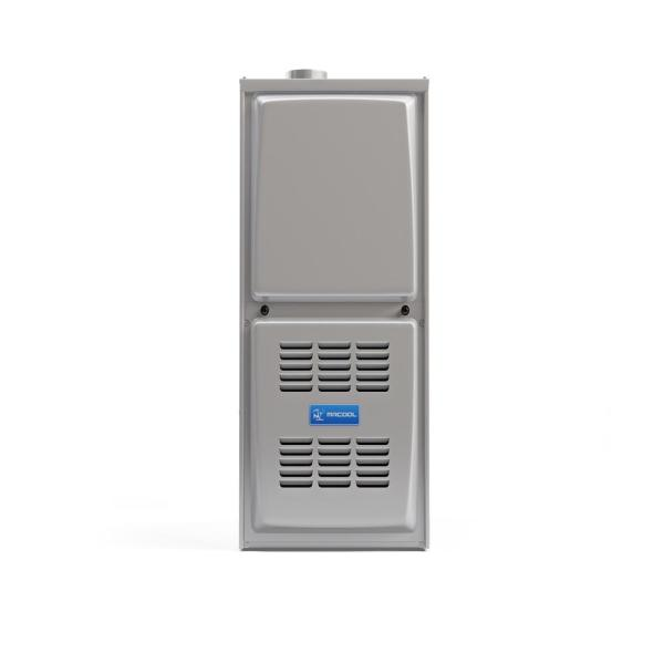 Signature 44,000 BTU 80% AFUE Downflow Multi-Speed Natural Gas Furnace with 14.5 in. Cabinet
