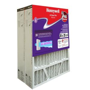 2PK Honeywell Home FPR 8 Pleated Air Cleaner Replacement Filters Deals