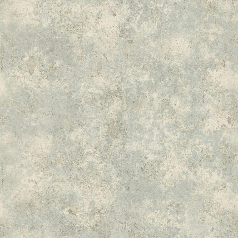 Brewster 56 sq. ft. Marble Texture Wallpaper