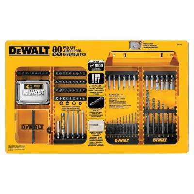 Drilling/Driving Set (80-Pieces)
