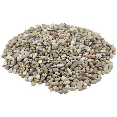 0.40 cu. ft. 1/4 in. Cream Washed Gravel (30 lbs. Bag)