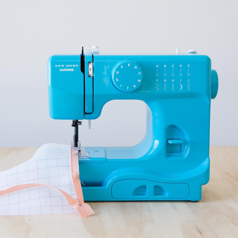 Turbo 10-Stitch Sewing Machine