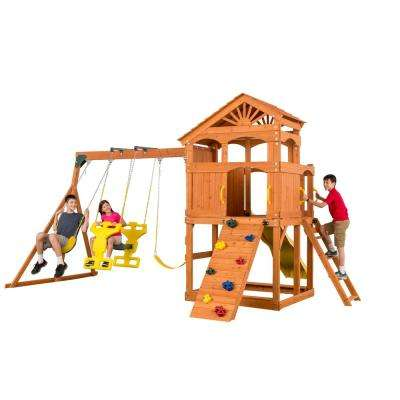 Timber Valley Swingset
