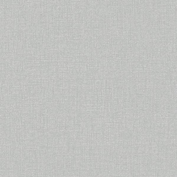 Graham & Brown Gray and Silver Chenille Wallpaper