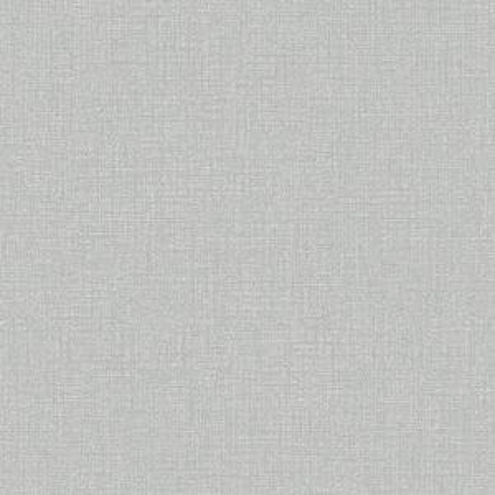 Chenille Gray and Silver Wallpaper Sample