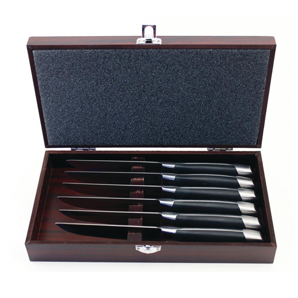 Geminis Steak Knife Set (6-Pack)