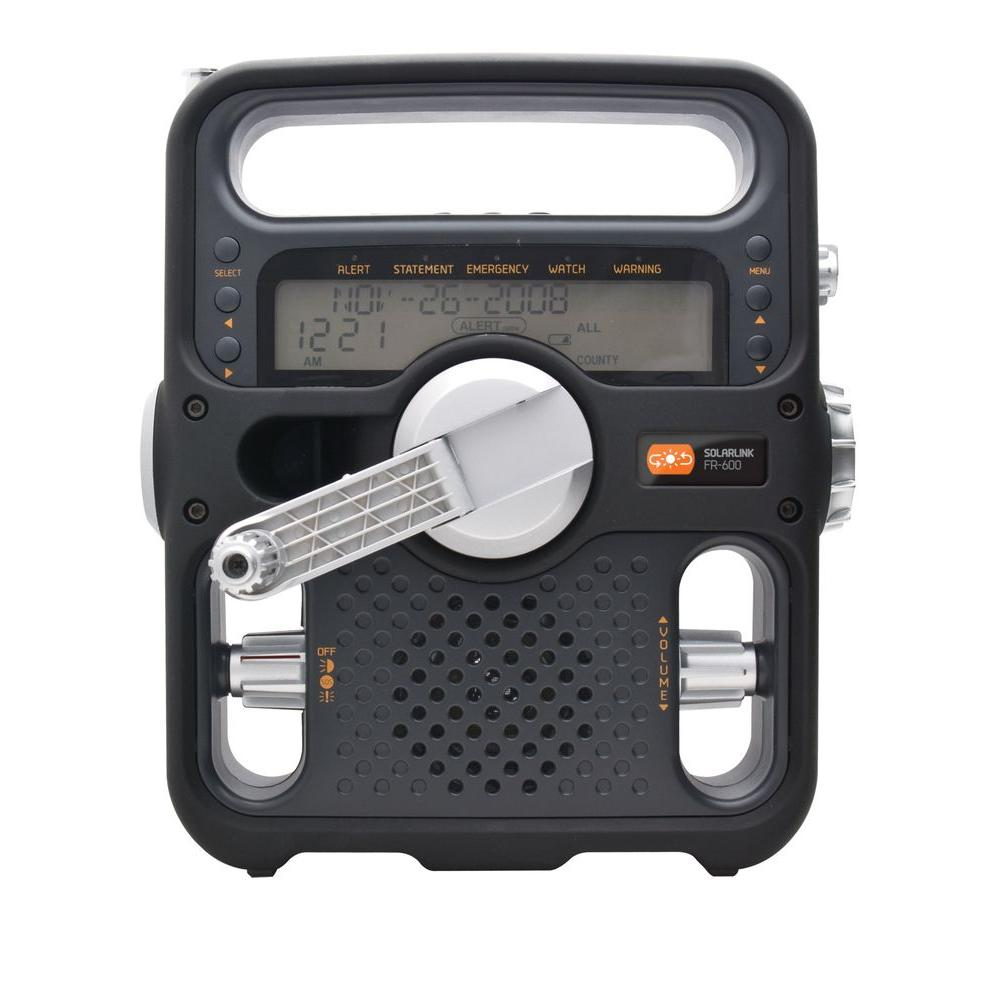 Eton Multi-Band Weather Radio-DISCONTINUED