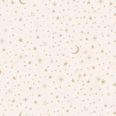 56 sq. ft. Young at Heart Twinkle Wallpaper