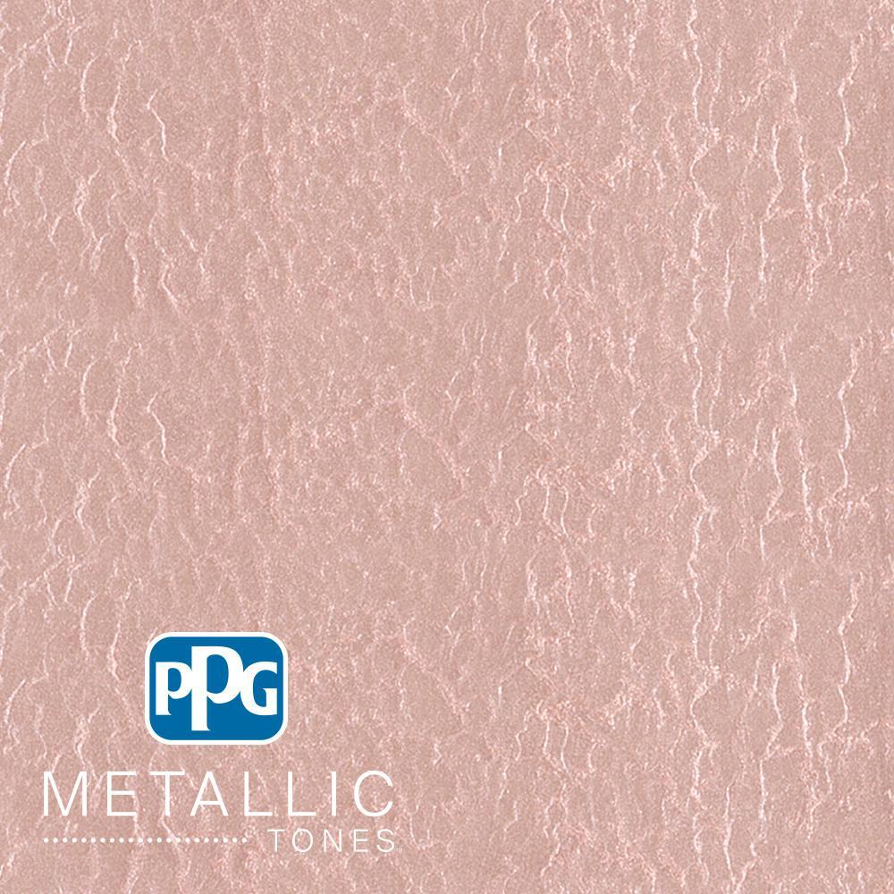 Ppg Metallic Tones 1 Gal Mtl121 Pink Blink Metallic Interior