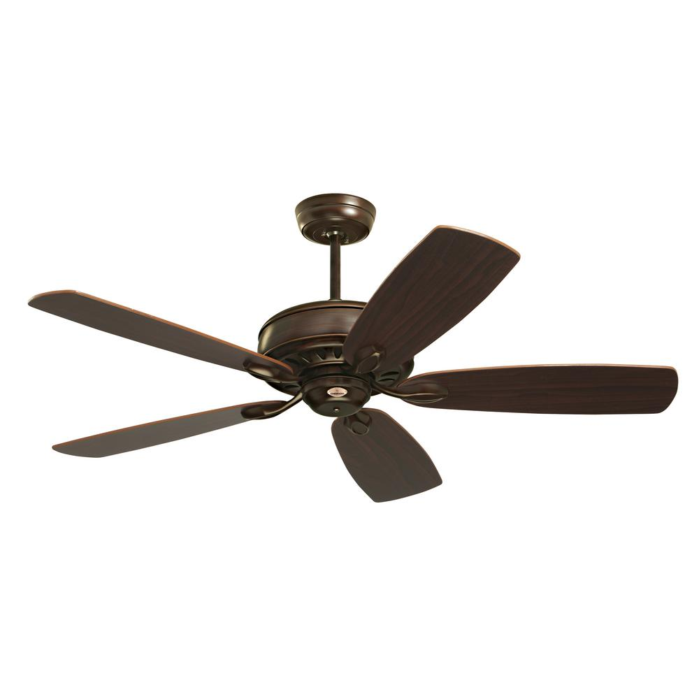 Prima 52 in. Venetian Bronze Ceiling Fan