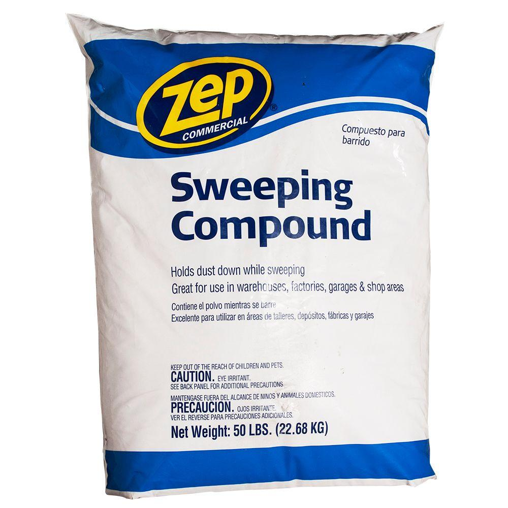 ZEP 50 lb. Sweeping Compound