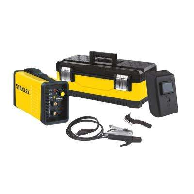 230-Volt 140-Amp Inverter Stick Welder with Case