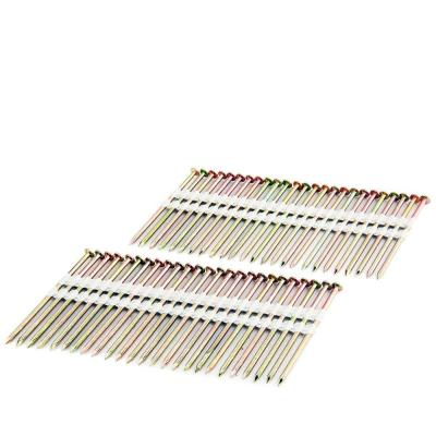 3-1/4 in. x 0.131 in. Plastic Collated Galvanized Full Round Head Ring Shank Framing Nails (2000-Count)