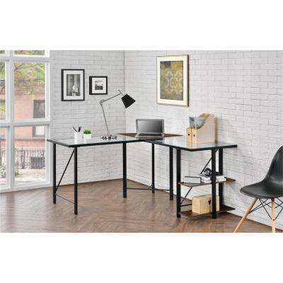 Cruz Black Desk