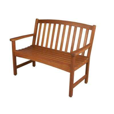 Adelaide 2-Seater Outdoor Bench