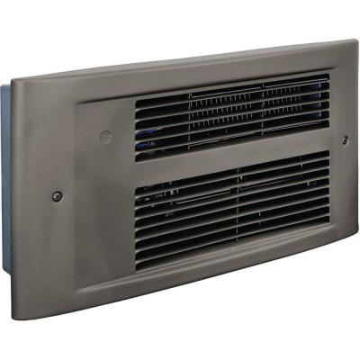 PX Comfort Craft 1750-Watt 5971 BTU Electric Wall Heater 208-Volt, Satin Nickel
