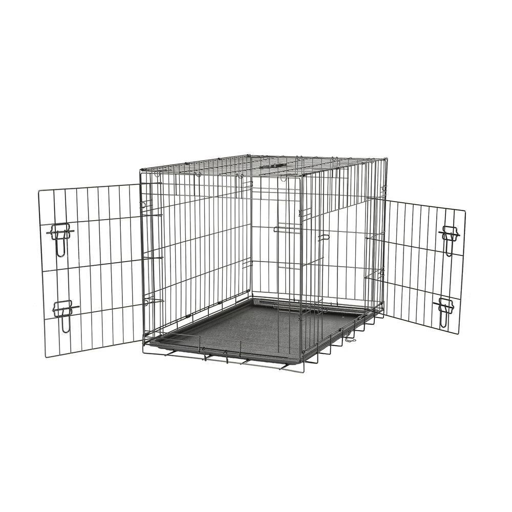 Dog Crate with Bonus Pad - Medium