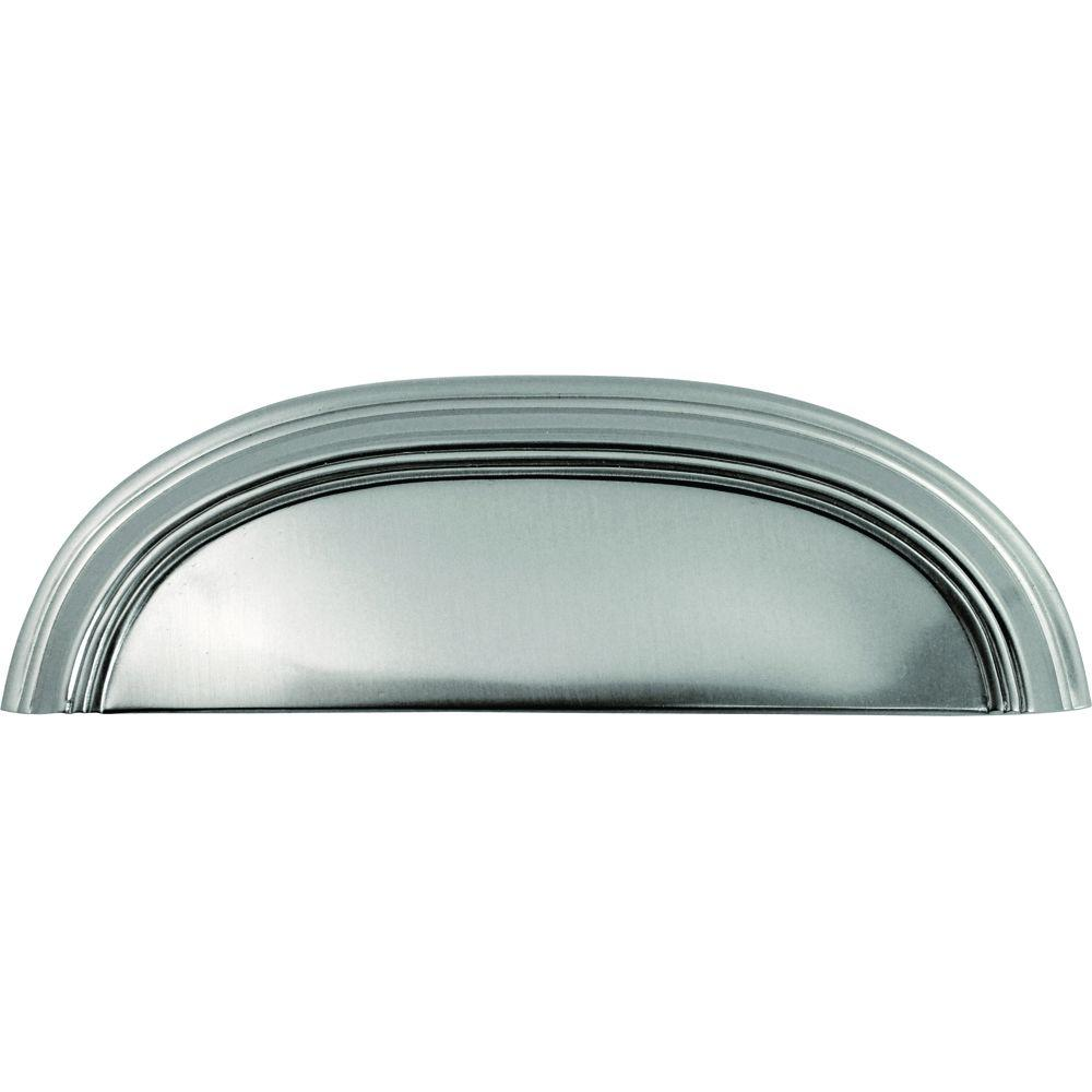 Hickory Hardware American Diner 3 in. Stainless Steel Cup Pull-P2144 ...