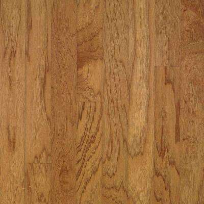 American Treasure Hickory Smokey Topaz 3/4 in. x 4 in. Wide x Varying Length Solid Hardwood Flooring (18.5 sq. ft./case)