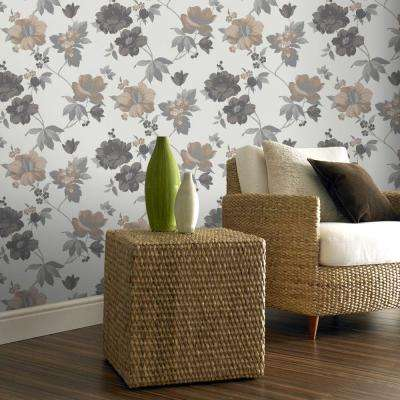 Eden Natural Removable Wallpaper