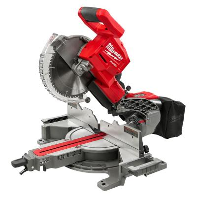 M18 FUEL 18-Volt Lithium-Ion Brushless Cordless 10 in. Dual Bevel Sliding Compound Miter Saw (Tool-Only)