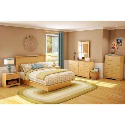 Natural Maple - Bedroom Furniture - Furniture - The Home Depot