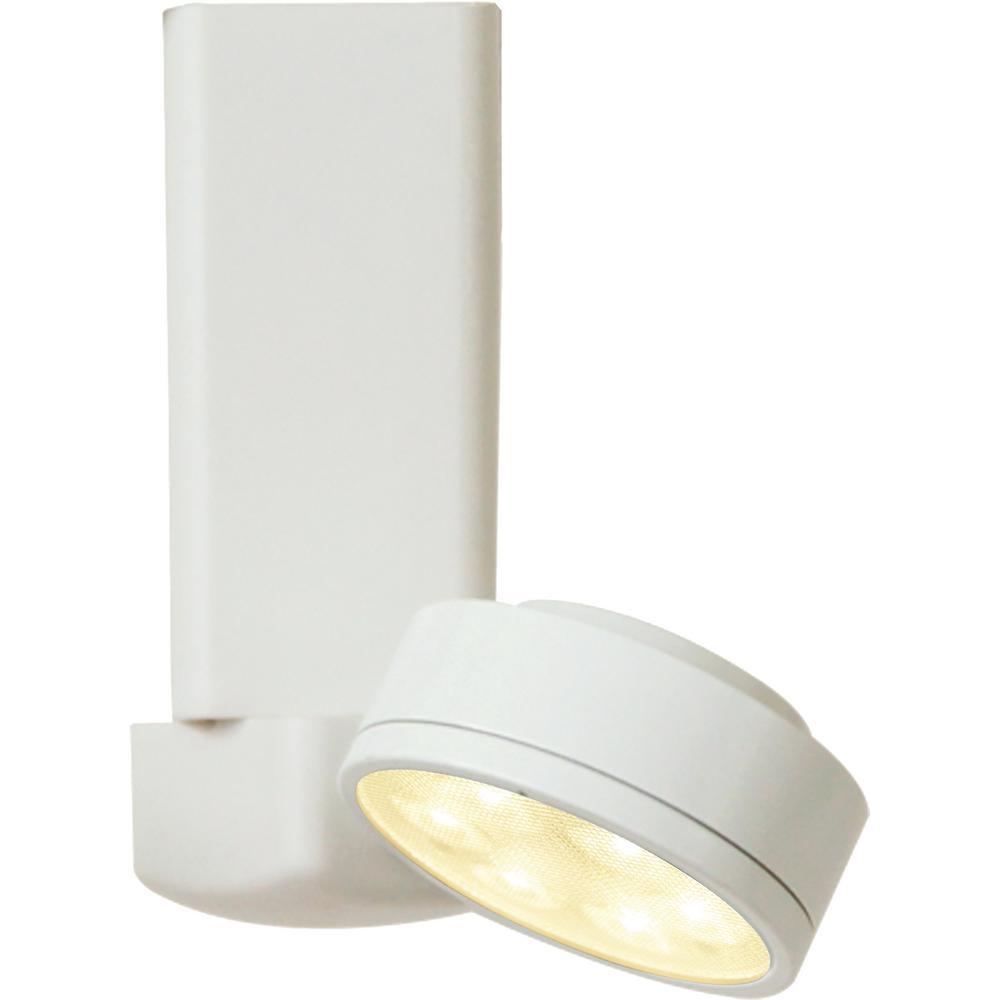 Volume Lighting 1-Light Indoor Interior White Integrated