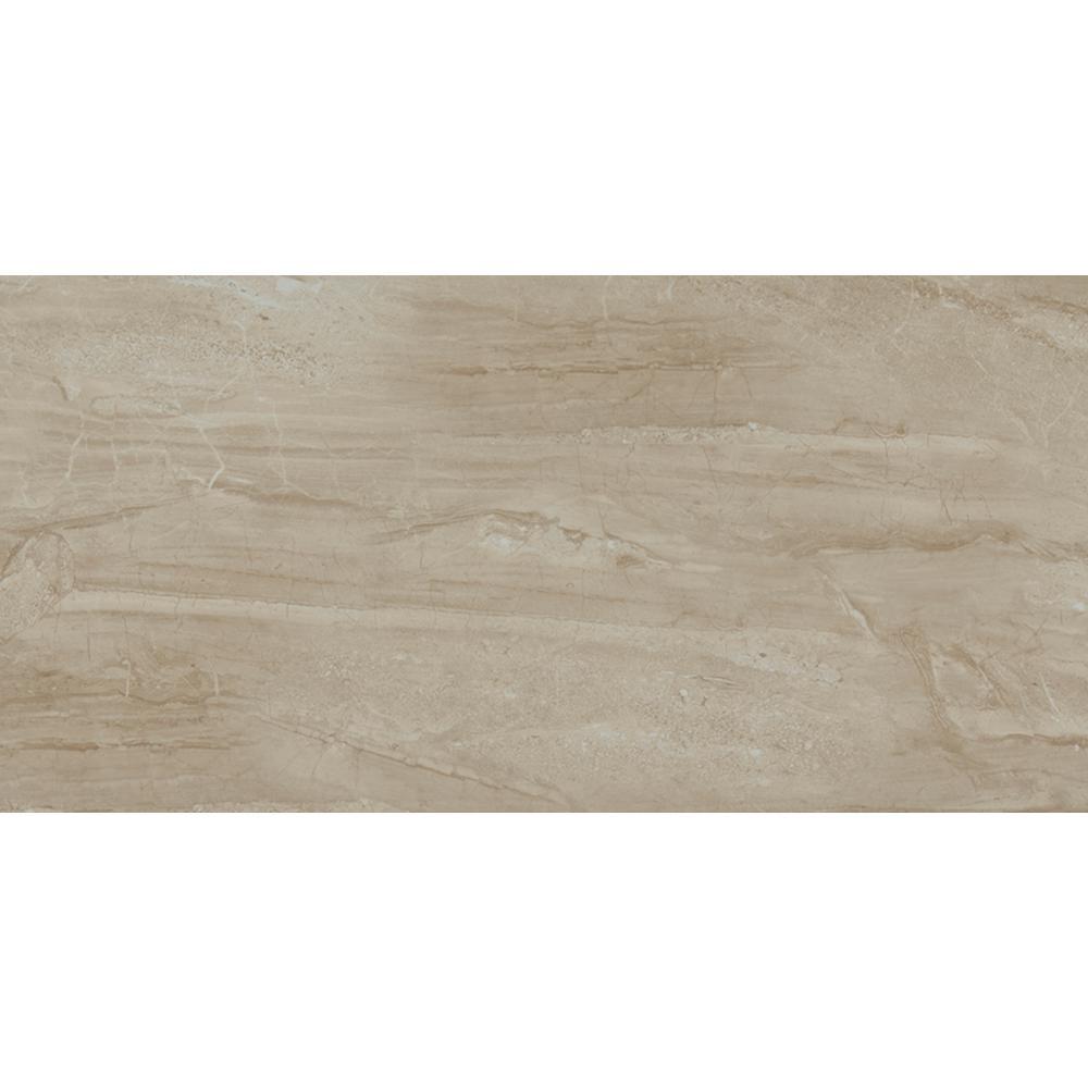 MSI Sedona 12 in. x 24 in. Glazed Ceramic Floor and Wall Tile (16 sq. ft./case)
