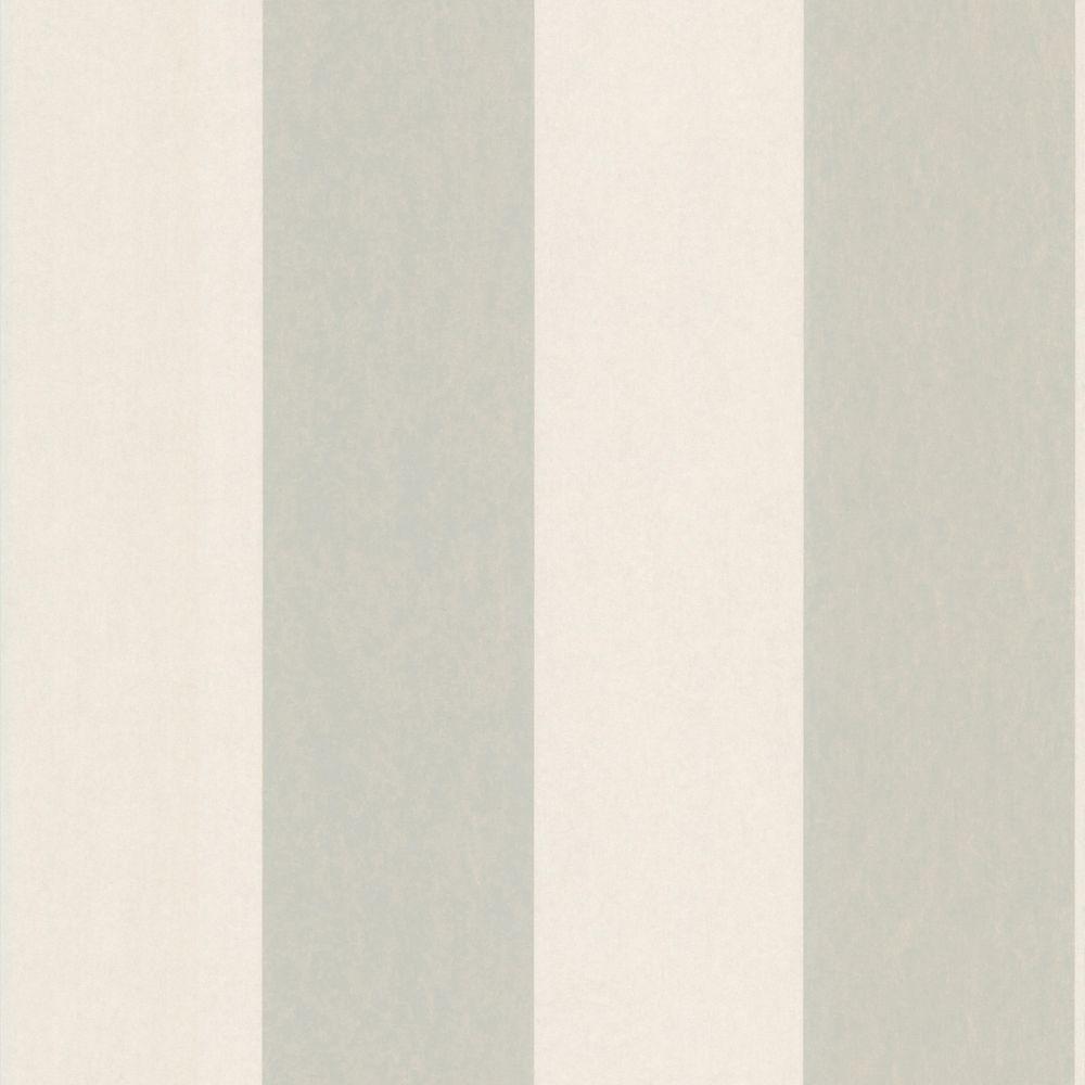 null Shimmer Cream Stripe Wallpaper