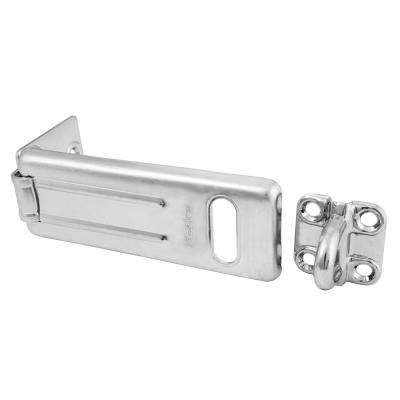 4-1/2 in. Hard Wrought Steel Body Hasp