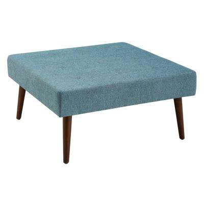 Cannon Upholstered Coffee Table Ottoman