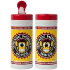 Canister Heavy-Duty Multi-Purpose Cleaning Wipes (25-Count) (2-Pack)