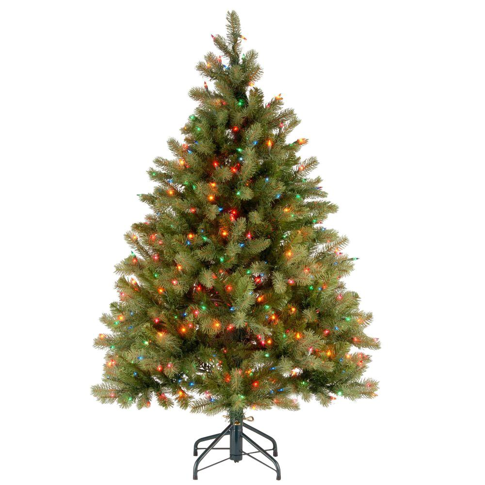 National Tree Company 4.5 ft. Downswept Douglas Fir ...