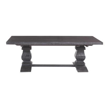 Black - Coffee Table - Accent Tables - Living Room Furniture ...