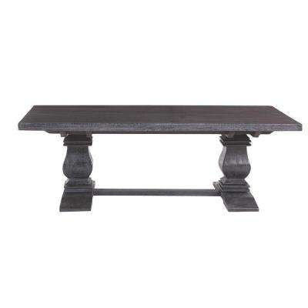 Aldridge Washed Black Coffee Table