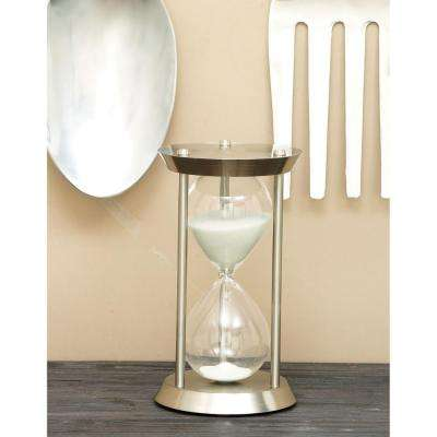 60-Minute UTE Hourglass 7 in. x 12 in. Sand Timer