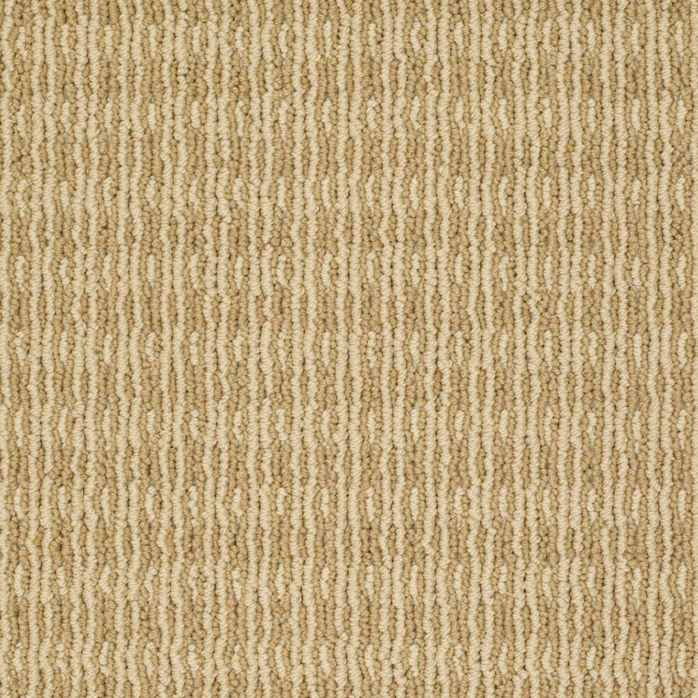 Martha Stewart Living Waltonsworth - Color Burlap 6 in. x 9 in. Take Home Carpet Sample