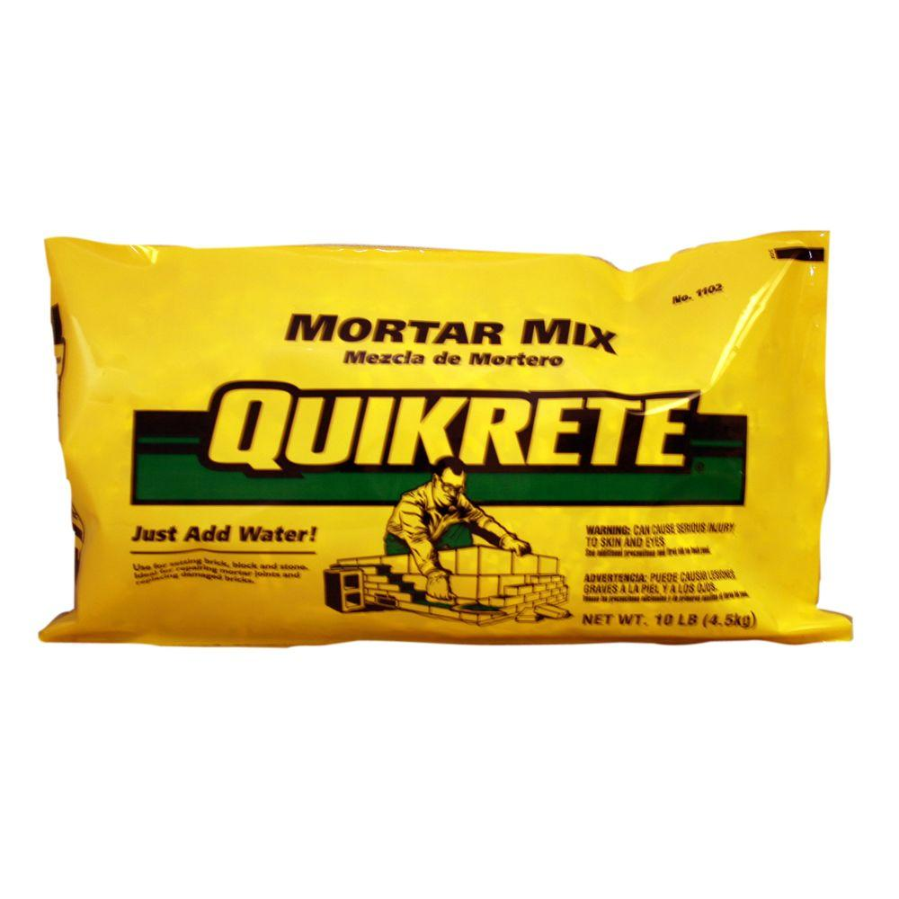 Quikrete 10 lb. Mortar Mix