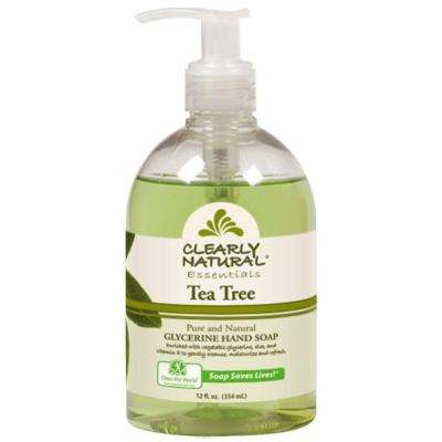 12 oz. Tea Tree Liquid Hand Soap (3-Pack)