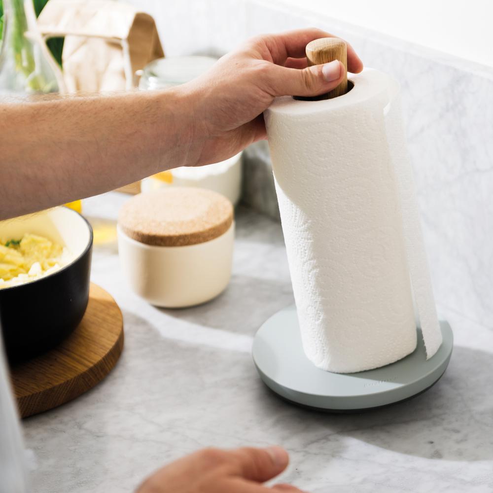 Leo Paper Towel Holder